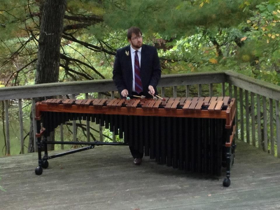 jims wedding marimba